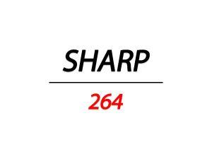 تونر شارپ 264