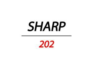 کارتریج تونر شارپ x202